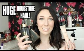 HUGE Drugstore Haul!
