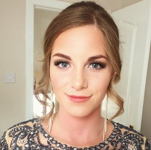 I did my friends makeup for prom, what do you think?