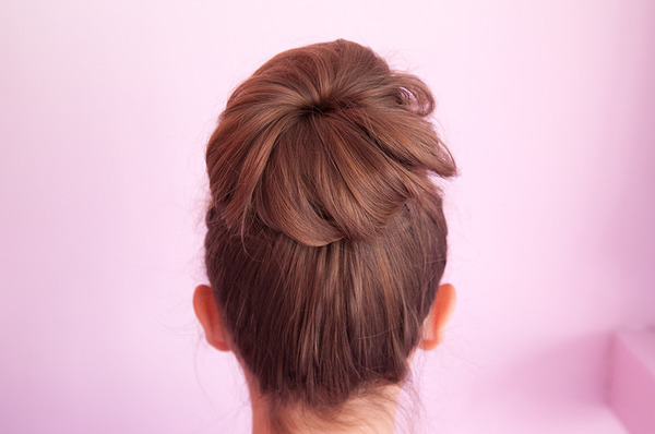 How To Do a Sock Bun