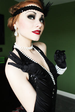 My entry for the NYX Face Awards! I decided to represent the 1920's! If you love my look, please cast a 3 time daily vote at this link! http://www.nyxfaceawards.com/video/16