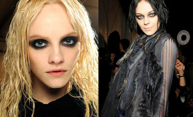 Milan Fashion Week, Fall 2011: Redken at Roberto Cavalli