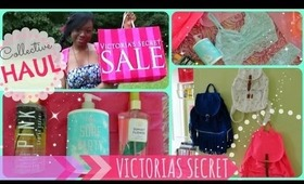 Victoria's Secret PINK ♥ Collective Back to School Haul