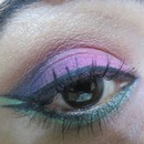 Smokey Purple With Double Liner