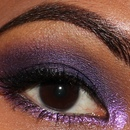 Purple Star Eyes