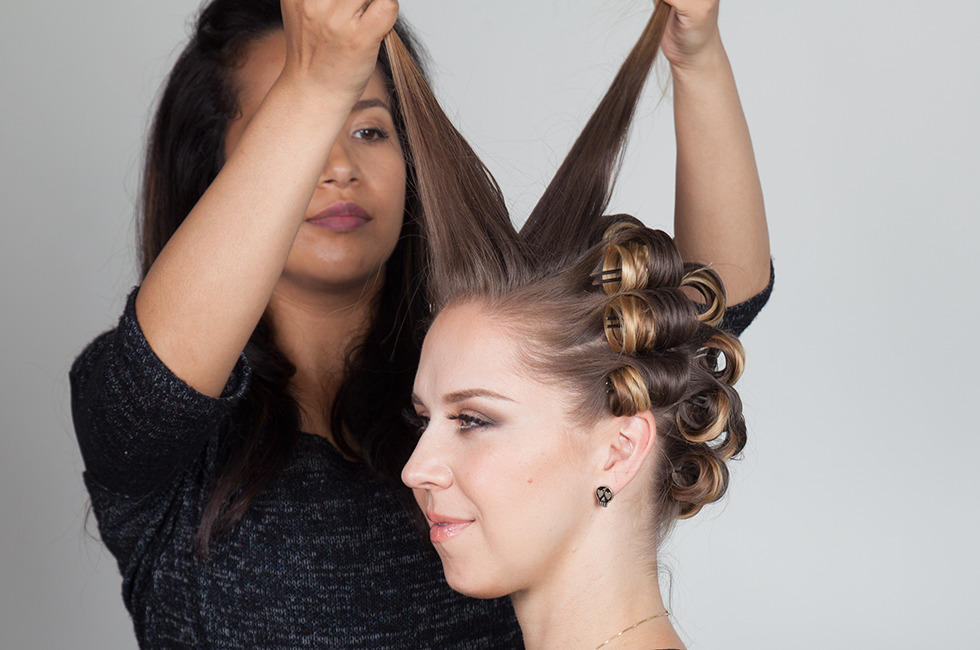Finger Wave Hair Styles: How To Finger Wave: Get Inspired By Our Tutorial And Enter