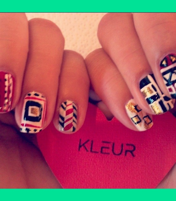 Nail Art Los Angeles@^