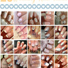 20 Wedding Day Nail Ideas from Pinterest!