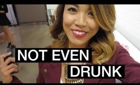 VLOG: NOT EVEN DRUNK | yummiebitez