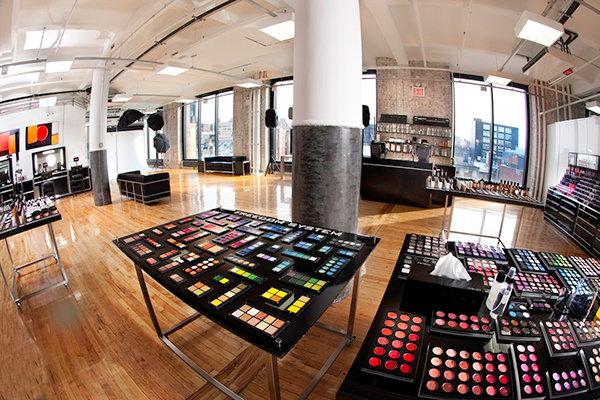 Cosmetics market nyc