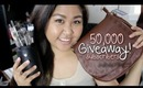 50,000 Subscribers GIVEAWAY!