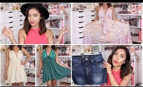 Fashion HAUL: Free People and Express + MEET & GREET