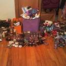 holy cow! My makeup/hair product/ nail polish collection