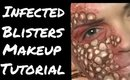 Infected Face - How to paint blisters
