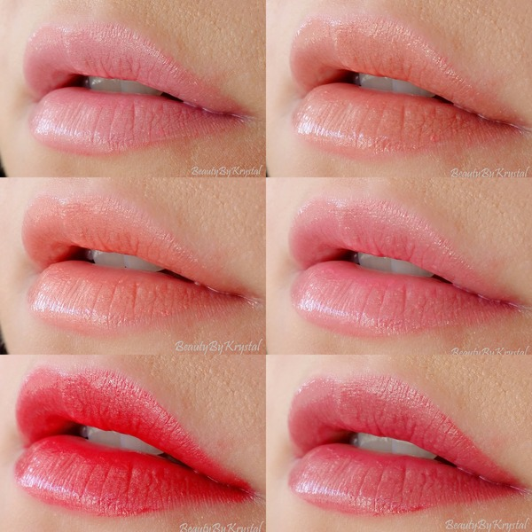 Elf Essential Ex Tra Lip Gloss Review Amp Swatches Krystal