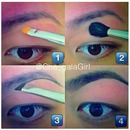 Mini Brow Pictorial