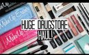 Drugstore Makeup Haul UK - NYX, Crown Brush, Fake Bake