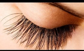 How to Grow Naturally LONG LASHES! PhillyGirl1124 on YouTube!