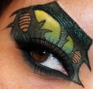 Inspired by the Top Cow Comics character, The Darkness.