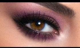 Simple Rose Smoky Eyes!