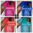 Nails Inc. Swatch - Gel Effect Polish
