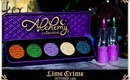 Sneak Peek Alchemy Collection From Lime Crime Makeup
