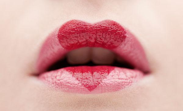 Inspiration: Heart Lips | Beautylish
