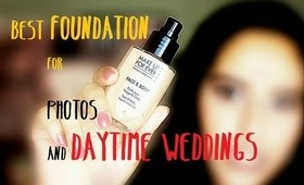 FOUNDATION that I used for My Wedding!  ♥ Makeup Forever MUFE Face and Body Foundation Review