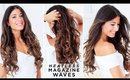 Heatless Magazine Waves | Luxy Hair
