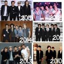 6years of 1D so proud
