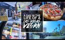 A Day in the Life of a Las Vegas Vegan | Come on THE STRIP with Me!