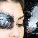 Star Trek Into Darkness Inspired Makeup Look!