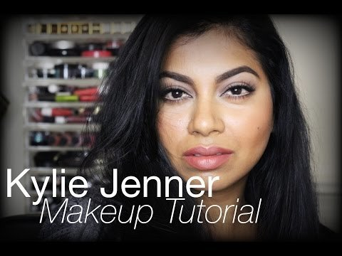 Kylie jenner makeup tutorial