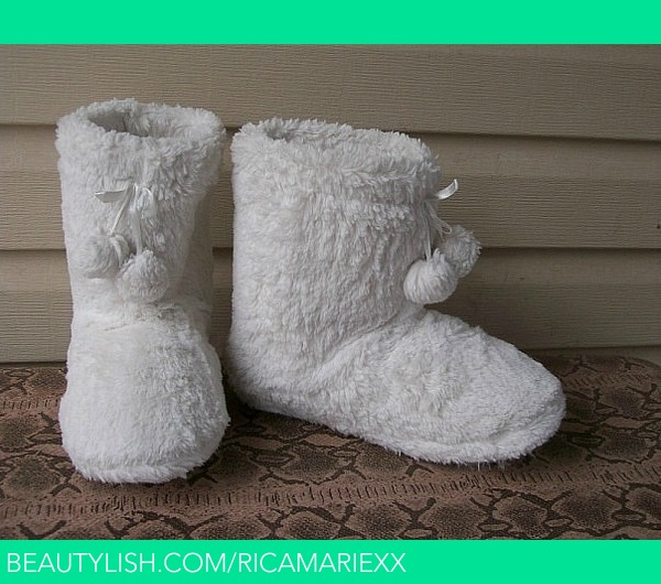 fuzzy winter boots rica m s ricamariexx photo