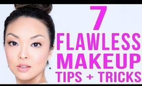 7 Makeup Tips & Tricks For A Flawless Face!