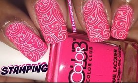NAIL ART STAMPING FOR BEGINNERS