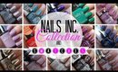 Nails Inc Collection and Swatches