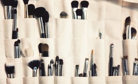 Andrew Sotomayor on Makeup Brushes