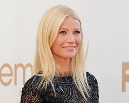 Gwyneth Paltrow Hair, Emmy Awards 2011