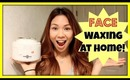 How to Wax at Home! Upper Lips, Side Burns & Unibrow!