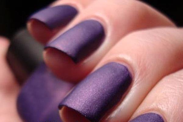 Nail Trend: Matte Nails