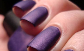 Nail Trend: Matte Nails