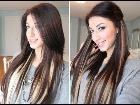 Instant highlights with luxy hair extensions luxyhair video instant highlights with luxy hair extensions pmusecretfo Images