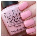 O.P.I Pink-ing of You