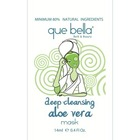Que Bella Deep Cleansing Aloe Vera Mask