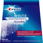 Crest 3D White Whitestrips Advanced Vivid