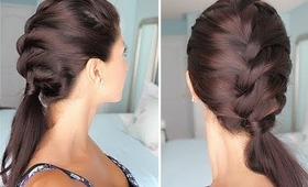 "How To: Rope ""French"" Braid"