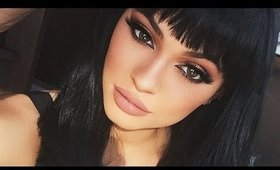 Sexy Kylie Jenner Arabic Inspired Makeup Tutorial