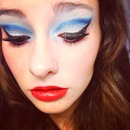 July 4th Makeup