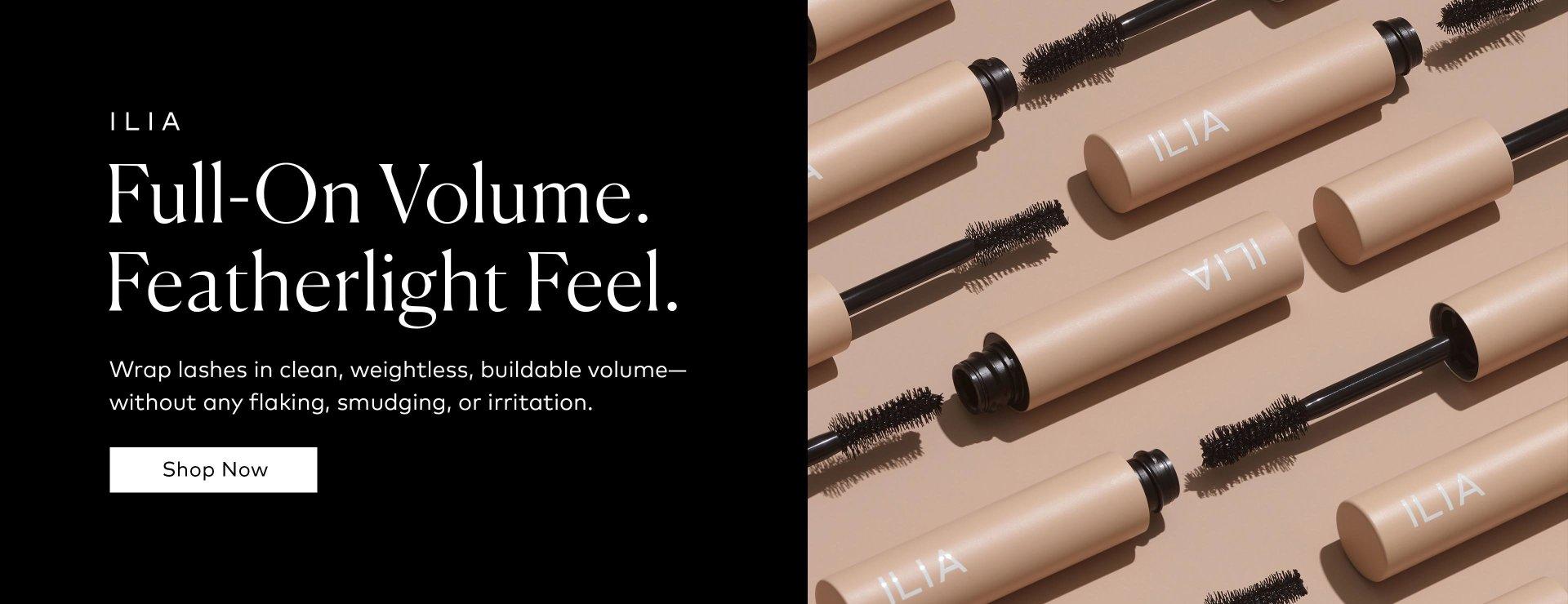 Shop ILIA's Fullest Volumizing Mascara on Beautylish.com