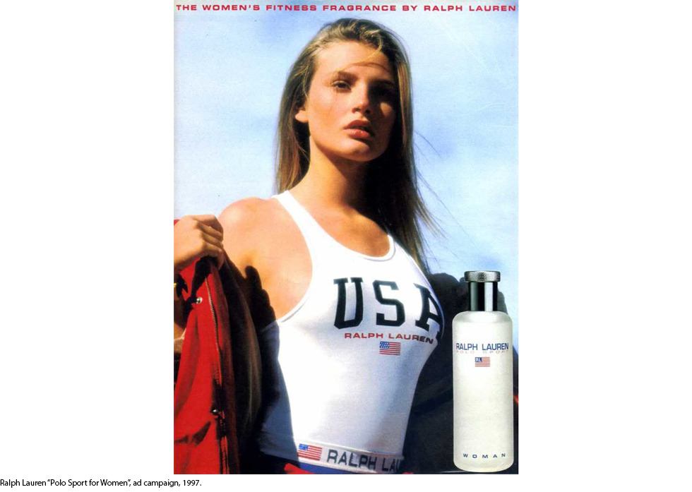 Ralph Lauren Polo Sport Woman